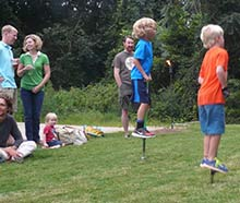 Is a pogo stick good exercise